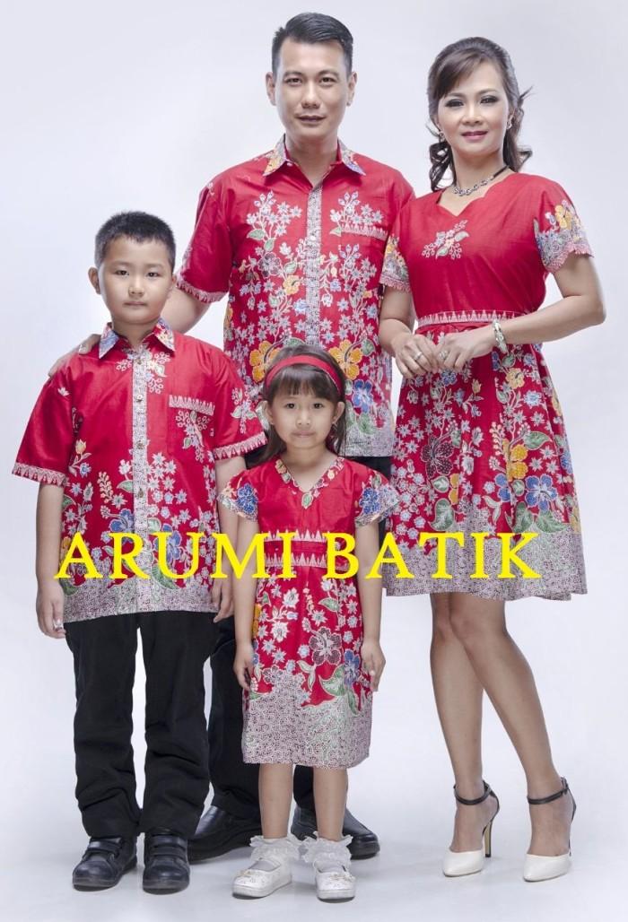 harga Sarimbit pasangan couple kemeja dress seragam batik 2126 merah xl Tokopedia.com