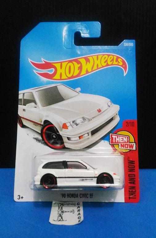 harga Hotwheels hot wheels '90 honda civic ef nouva nova white putih Tokopedia.com