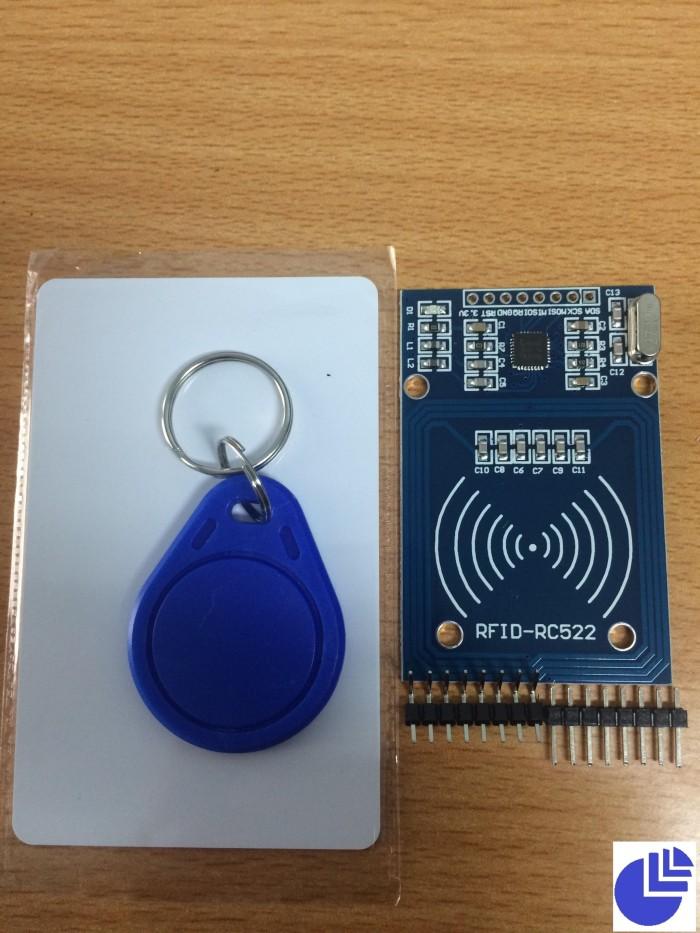 Jual RC522 RFID NFC Reader Writer Module Adruino Raspberry PI - Kota  Bandung - suryaelektronika | Tokopedia