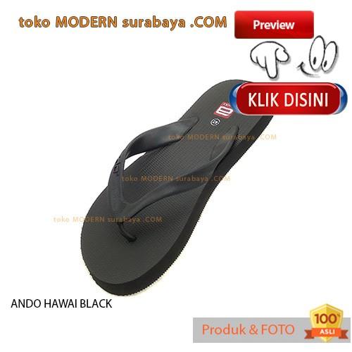 Ando Sandal Jepit Nice Ladies Fushia Daftar Harga Penjualan Source · NO 42 ANDO HAWAI BLACK sandal jepit flat casual