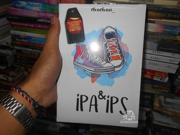 Jual Buku Novel Ipa Dan Ips By Chachaii Wattpad Populer My Aba