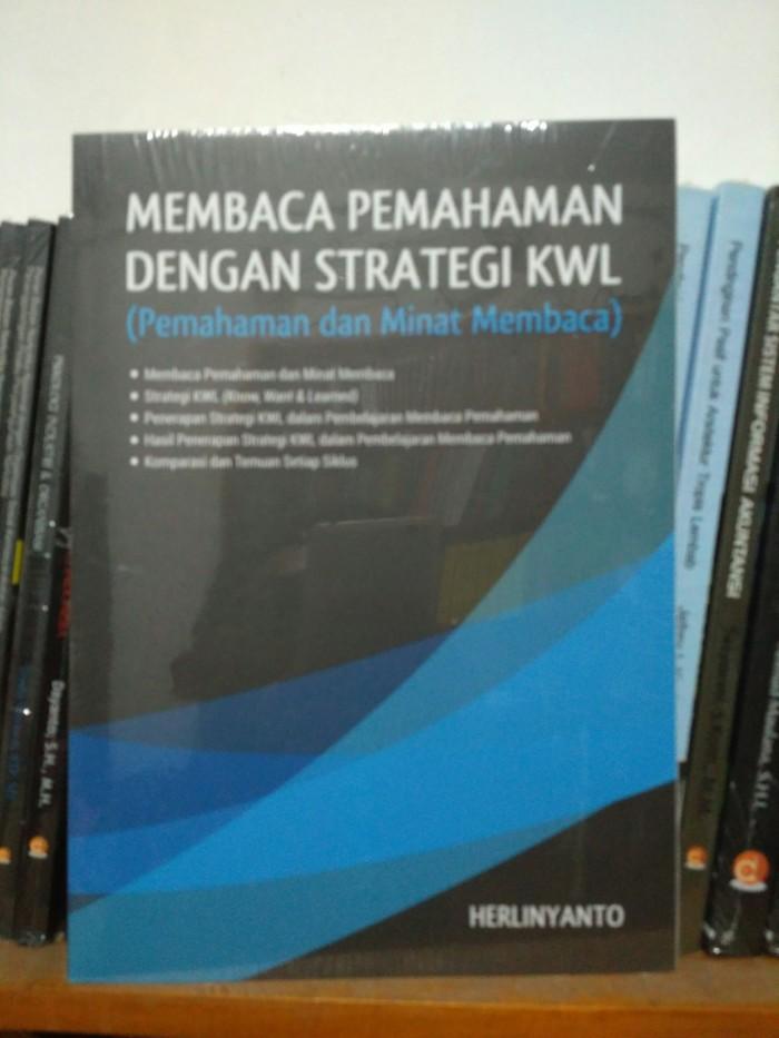 harga Membaca pemahaman dengan strategi kwl : pemahaman dan minat membaca Tokopedia.com