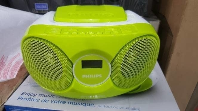 harga Philips boombox cd soundmachine az-215 Tokopedia.com