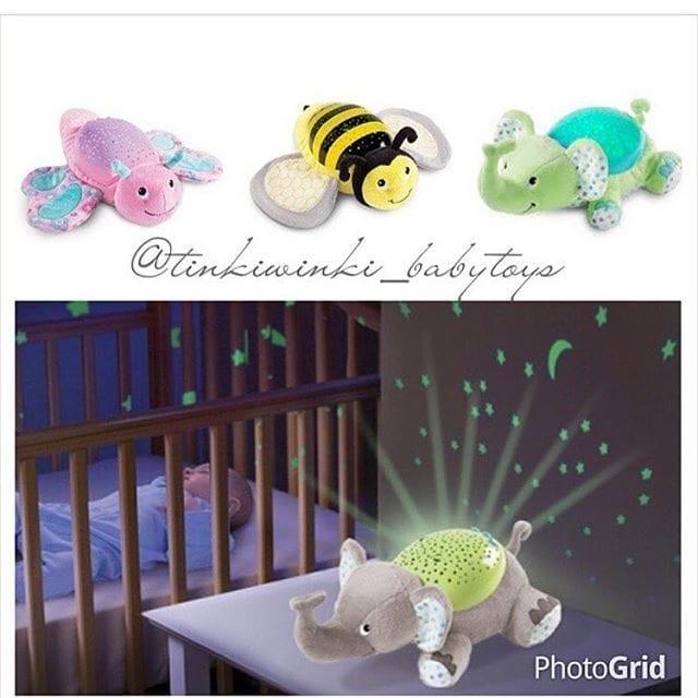Slumberbuddies by summer infants lampu tidur anak