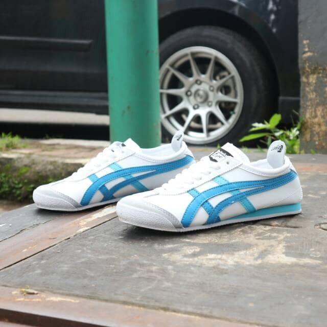 Jual Sepatu Asics Gel Onitsuka Tiger White Ice   Pria Wanita ... 8061f84efe