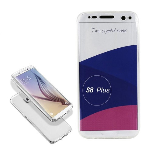 ... Case UltraThin 360 Bening Samsung S8 S8 Plus Full Casing Body Silikon