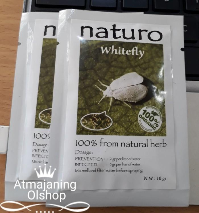 harga Naturo pembasmi hama kutu putih pestisida nabati hidroponik organik Tokopedia.com