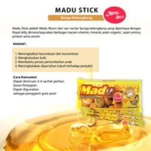 Katalog Madu Nusantara Travelbon.com