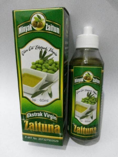 Katalog Minyak Zaitun Extra Virgin Travelbon.com