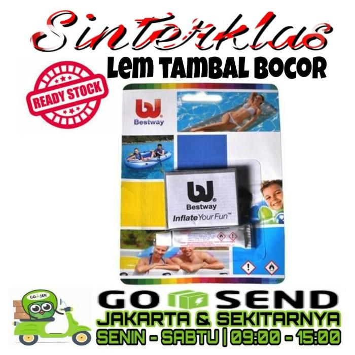 Jual Bestwat Lem Tambal Bocor Ban Kolam Renang Anak Repair Kit Khusus Gojek Dki Jakarta Sinterklas Tokopedia