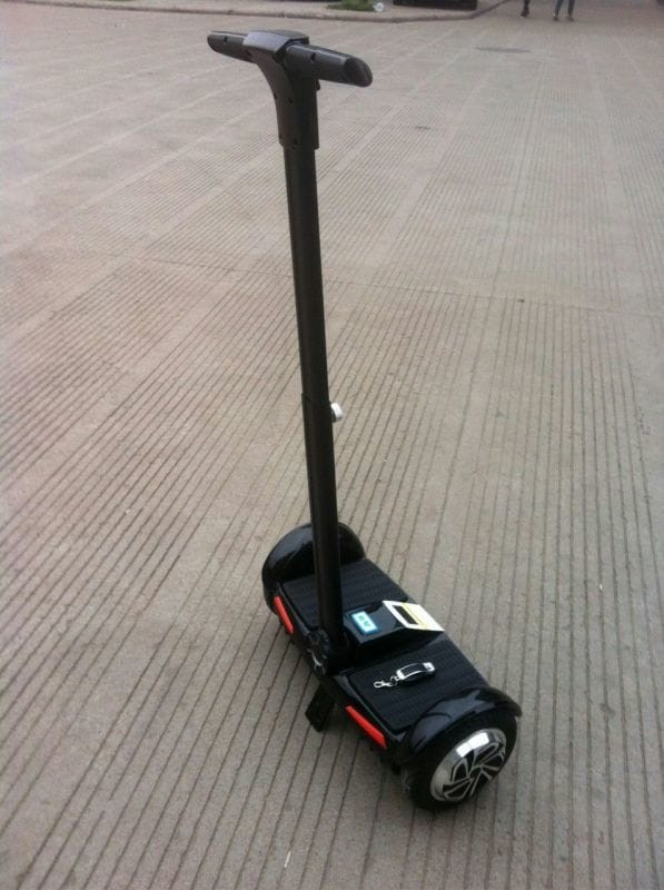 Mainan Anak Segway 8 Inch Mini Scooter Elektrik Teknologi Canggih