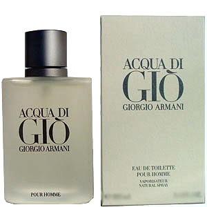 Jual Parfum Aqua Diqio Giorgio Armani Acqua Di Gio Men Edt 100ml
