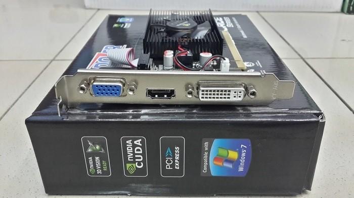 Foto Produk BEST VGA NVIDIA GT210 1GB DDR3 64BIT BULLDOZER dari Tiesnowe