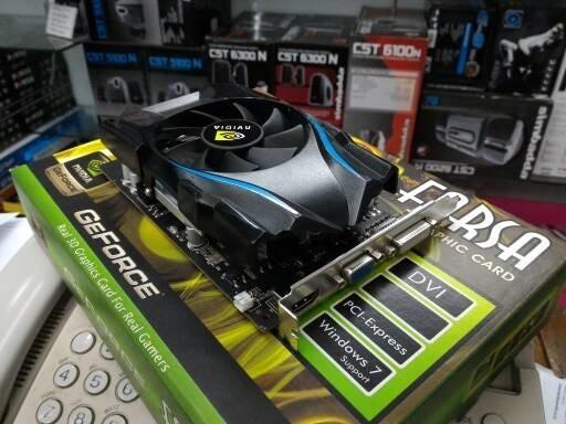 Foto Produk BERKUALITAS VGA NVidia GeForce GT630 2GB 128Bit FORSA dari Tiesnowe