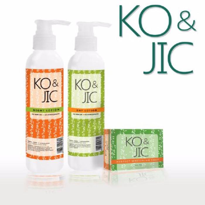 Jual Good Quality Paket Kojic Bpom Ko Jic Lotion Pemutih Badan Tubuh Kota Surabaya Airin Stores Tokopedia
