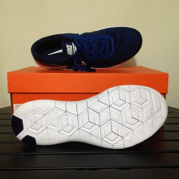 682747ca02fe7 Jual Sepatu Running Lari Nike Flex Contact Binary Blue 908983-400 ...