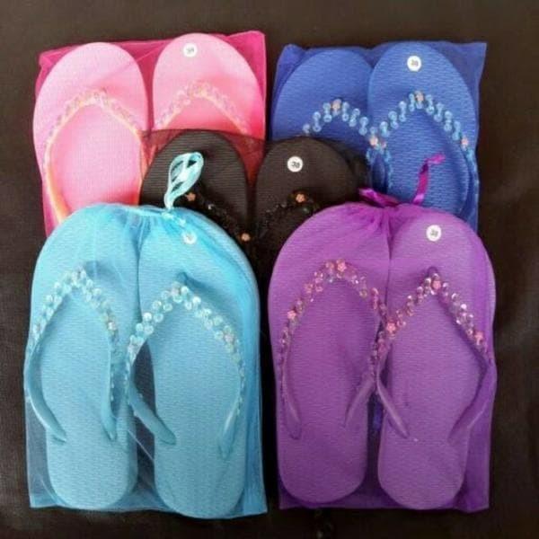 Foto Produk Original Bagus Sandal Flat Manik Mote Wanita Bali Murah aize 37-41 dari Dilna Store