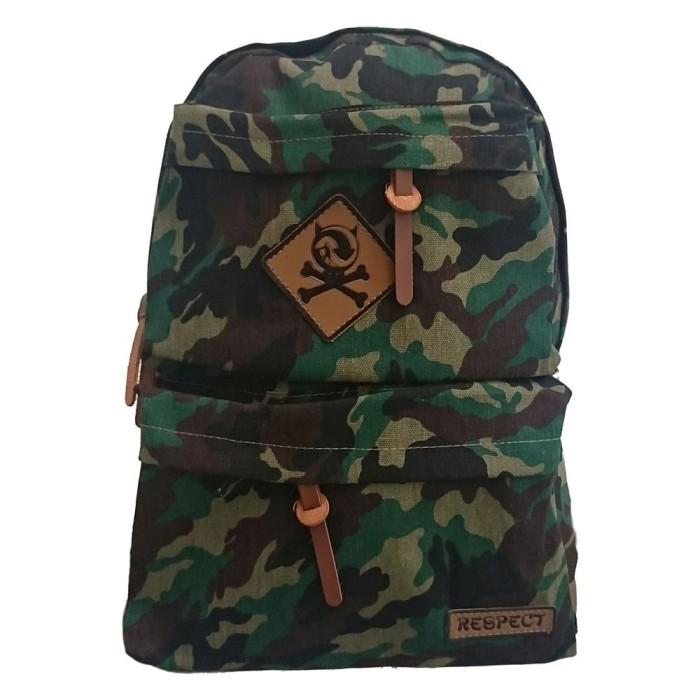 Best Quality Bag   Stuff - Navy Army Respect Backpack 3 Pilihan Warna 9e2fff83212ef