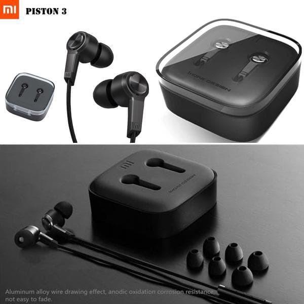 Headset/Handsfree Xiaomi Piston 3 Original OEM Murah