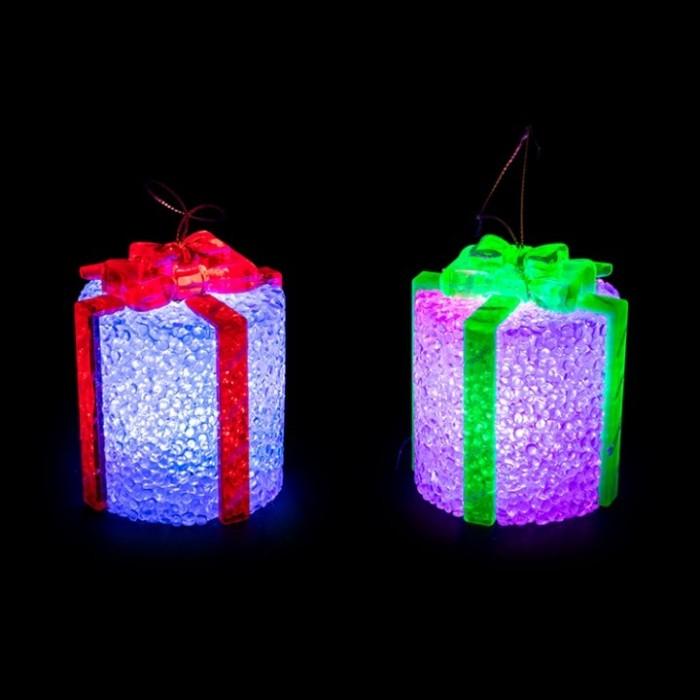 harga Gantungan kado lampu -  hiasan pohon natal - lampu natal - lampu Tokopedia.com
