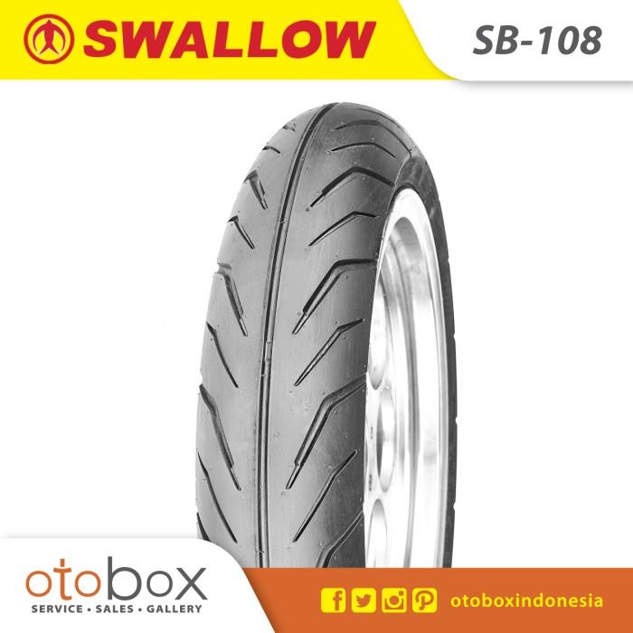 harga Ban motor tubeless swallow 100/70-14 sb108 thunder tl Tokopedia.com