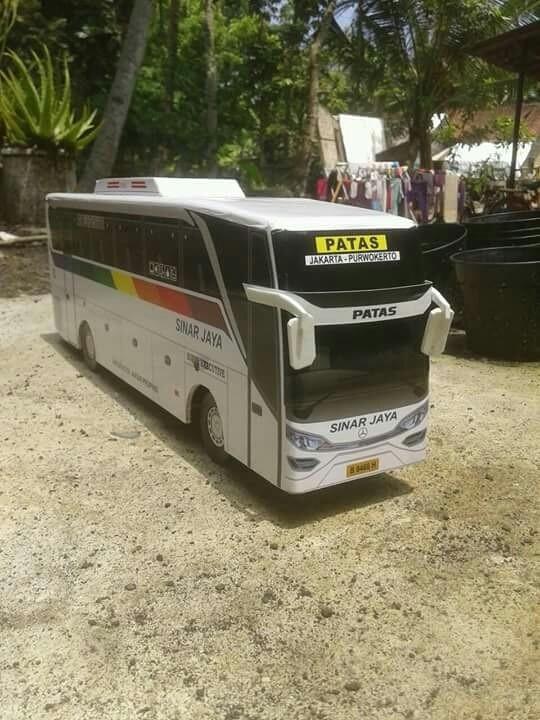 harga Miniatur bus sinarjaya bis Tokopedia.com