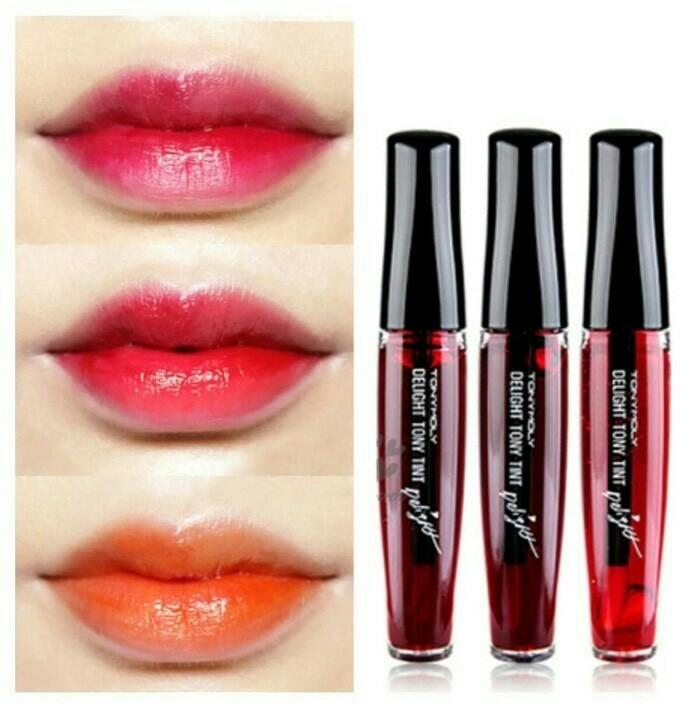 Katalog Lip Tint Tony Moly Travelbon.com
