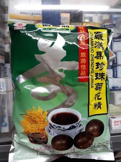 harga Lo han kuo + crysantemum dan bubuk mutiara Tokopedia.com