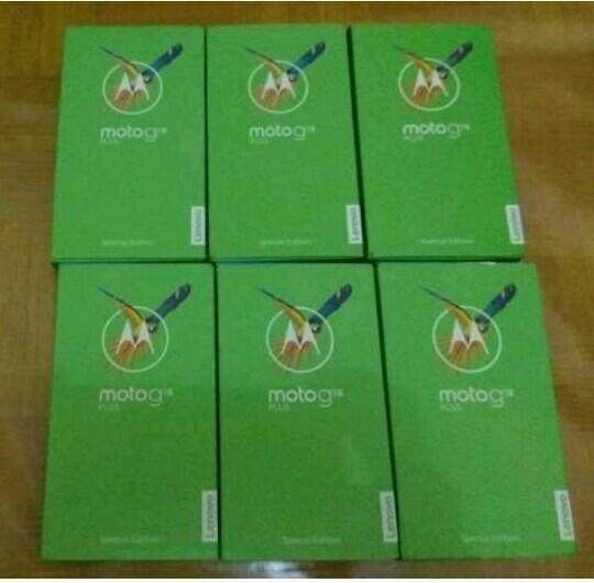 Motorola Moto G5s Plus 4/32 Garansi Resmi