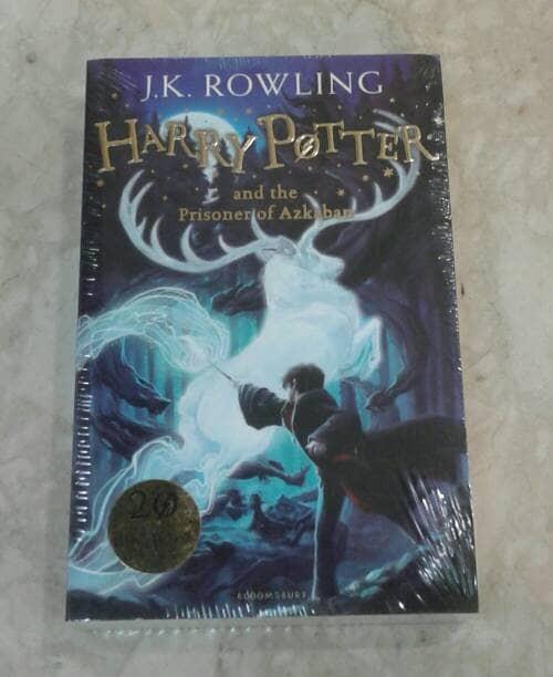 harga Harry potter and the prisoner of azkaban Tokopedia.com