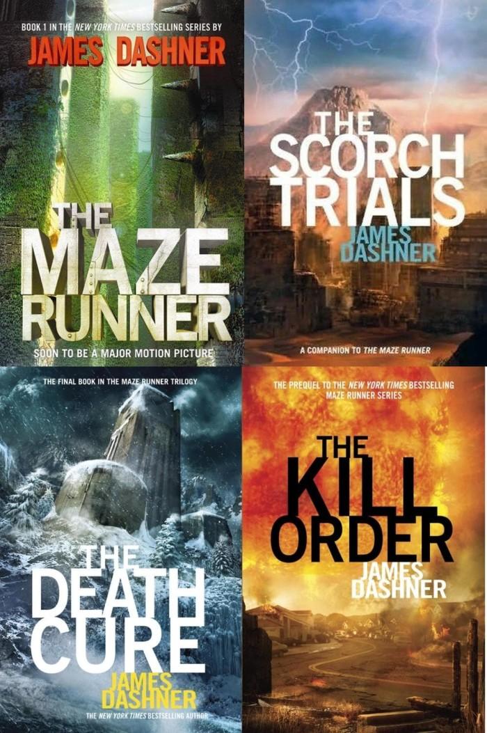 Maze runner indonesia the novel pdf