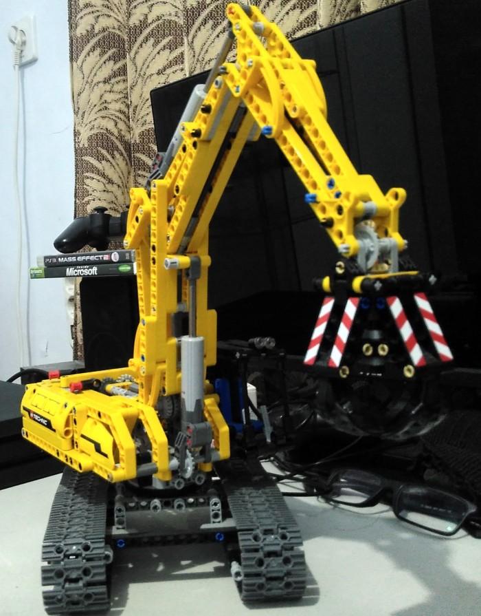 Jual Lego Technic Excavator 42006 Dki Jakarta Collectibleshop