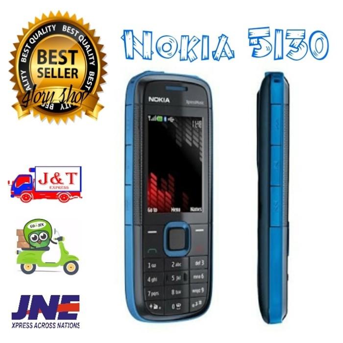 ... harga Nokia 5130 xpressmusic garansi 1 bulan ada handsfree Tokopedia.com