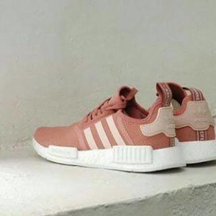 72c072514 Jual Adidas NMD R1 W - Raw Pink - DKI Jakarta - Sport Shoes ...
