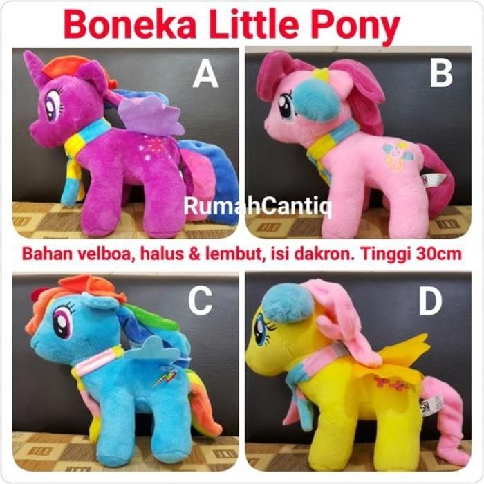 Jual Boneka Kuda Poni   Little Pony Ponny Murah - Hajar Jahanam ... b5902989cb