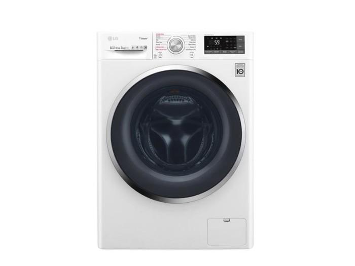 harga Lg fc1207s3w mesin cuci pintu depan 7 kg steamer fc1207 fc-1207s3w Tokopedia.com