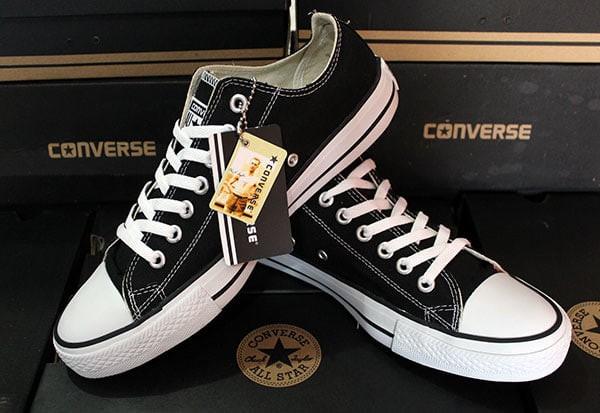 Jual Sepatu Converse pendek Lokal Murah - Sepatu Sekolah Anak  cowok ... dccbdf157c