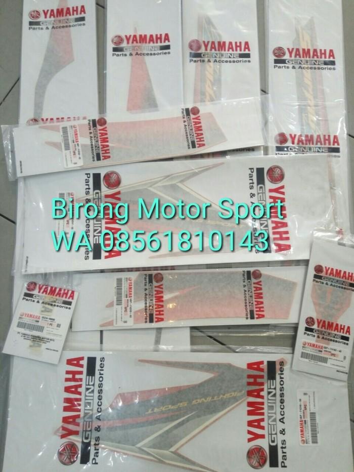 harga Stiker/striping body dan tangki lengkap scorpio z 04-05 original yamah Tokopedia.com