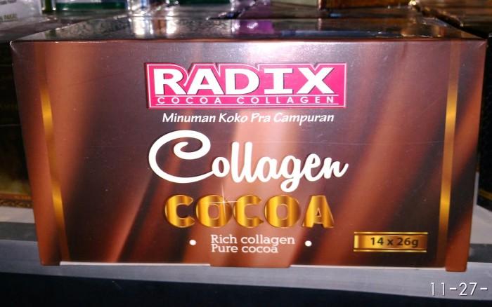 harga Kopi radix cocoa collagen hpa 14 sachet bukan 10 sachet bukan hpai Tokopedia.com