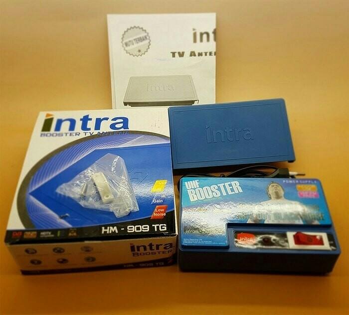 Foto Produk Spliter dan Boster Intra 40 dB Intra HM 909 TG dari tk terang jaya elektrik