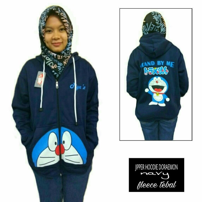 harga Sweater anime doraemon/jaket sweater doraemon/nike/macbeth/adidas Tokopedia.com