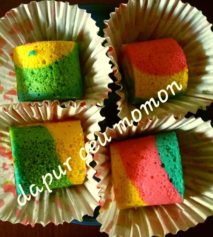 Jual Bolu Gulung Roll Cake Rainbow Cake Paling Enak Dapur Ceu