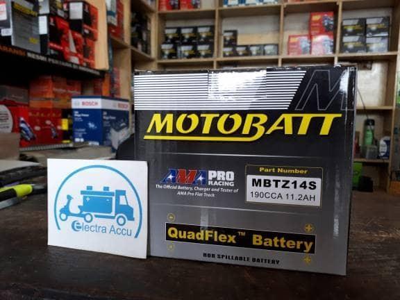 harga Aki motor honda cbr 600 mbtz14s motobatt accu kering gel quadflex Tokopedia.com