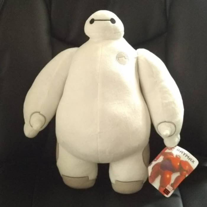harga Boneka baymax putih 40cm Tokopedia.com
