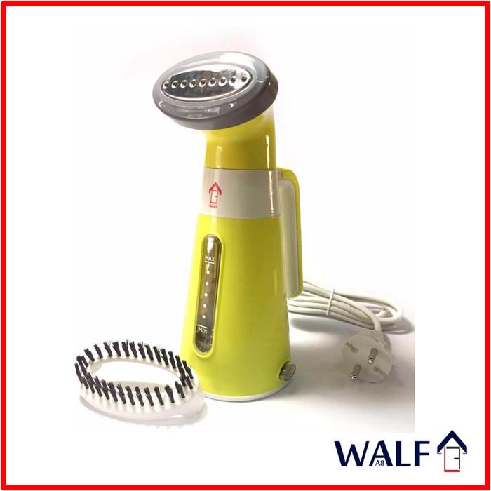 harga Walf garment steamer / handheld steamer / setrika uap mini Tokopedia.com