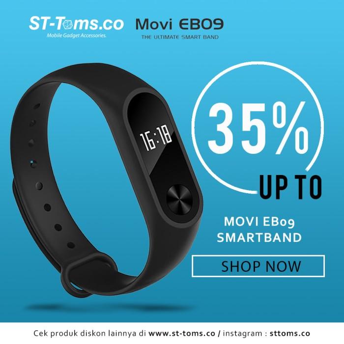 harga Movi eb09 smartband Tokopedia.com