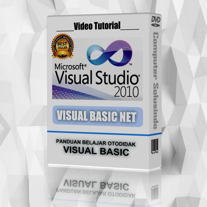 Video Tutorial Visual Basic NET 2010 & Bonus Source Code