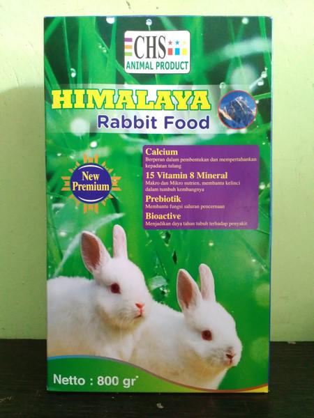 harga Makanan kelinci himalaya / himalaya chs rabbit food 800gr Tokopedia.com