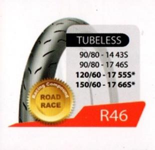 harga Corsa r46 90-80-14 free pentil tubles Tokopedia.com