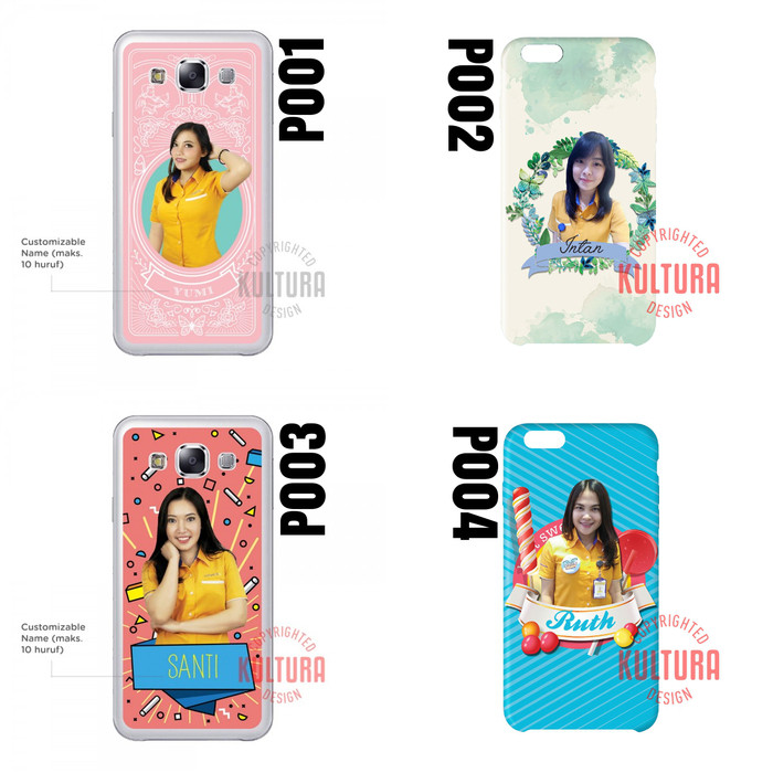 Jual Kultura 3d Custom Case Foto Harga Promo Terbaru